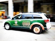 Казино Кампионе д'Италия предлагает своим клиентам сыграть в рулетку в такси