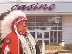 Власти Алабамы могут ограничить права индейцев на азартные игры