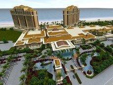 Фрагмент проекта игорной зоны во Вьетнаме
