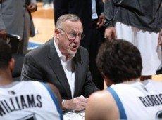 «Миннесота» преподнесет подарок своему главному тренеру