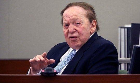Владелец Sands Шелдон Адельсон отвечал за дела фирмы в суде