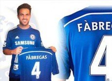 Челси объявил о переходе Фабрегаса