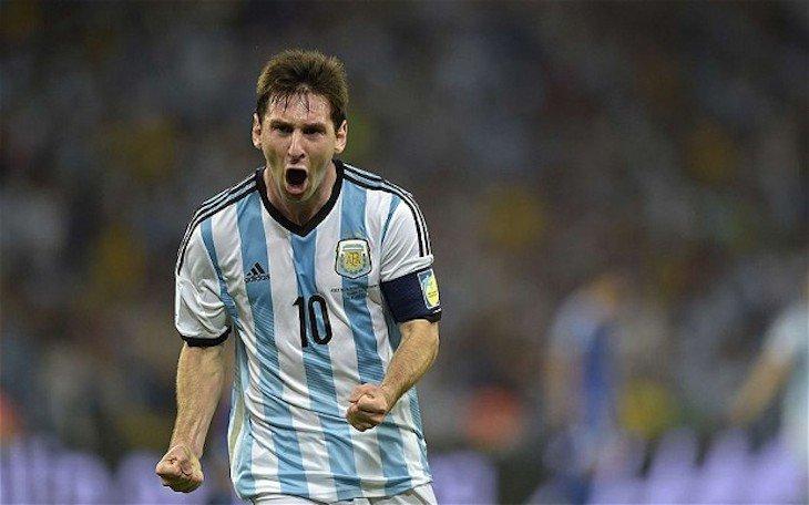 Читатели ставят на Аргентину