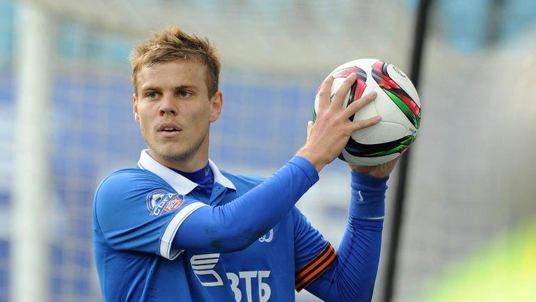 Александр Кокорин биография футболиста, фото, личная жизнь ...