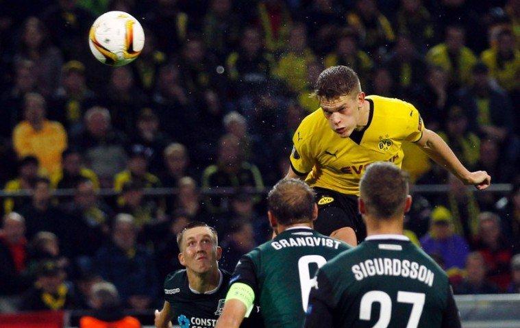 Боруссия дортмунд краснодар прогноз на матч