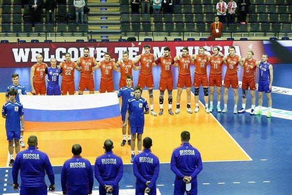 Квалификационный отбор. «Болгария» — «Россия»