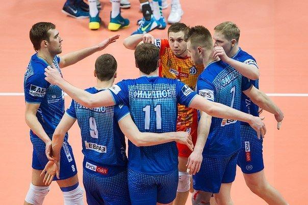 Российские волейболистки в Лиге Ч вступают успешнее, чем волейболисты