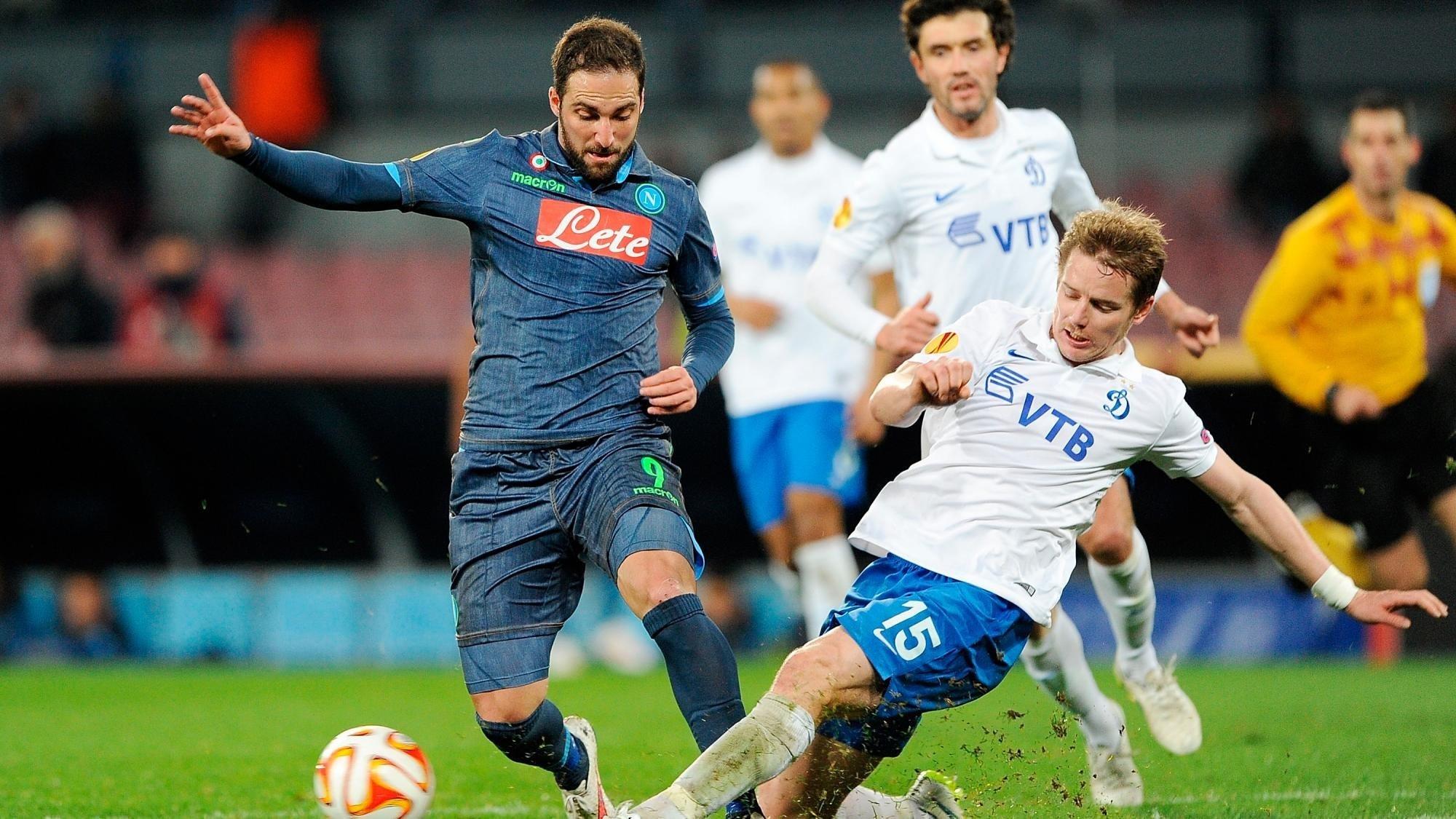 Прогноз на матч Наполи - Лацио