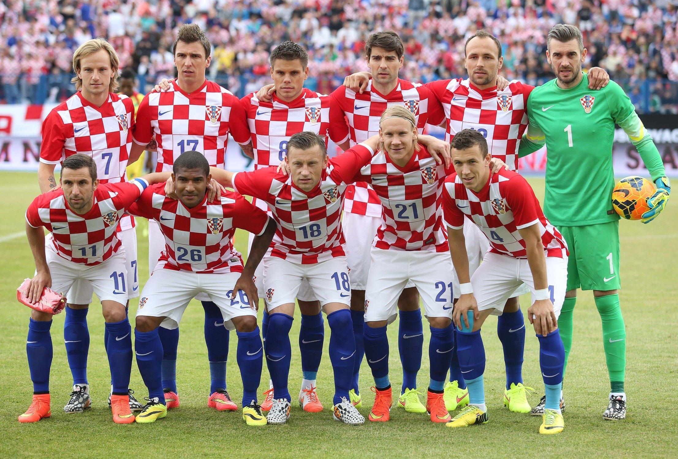уверены, нашли футболисты хорватии имена и фото берега