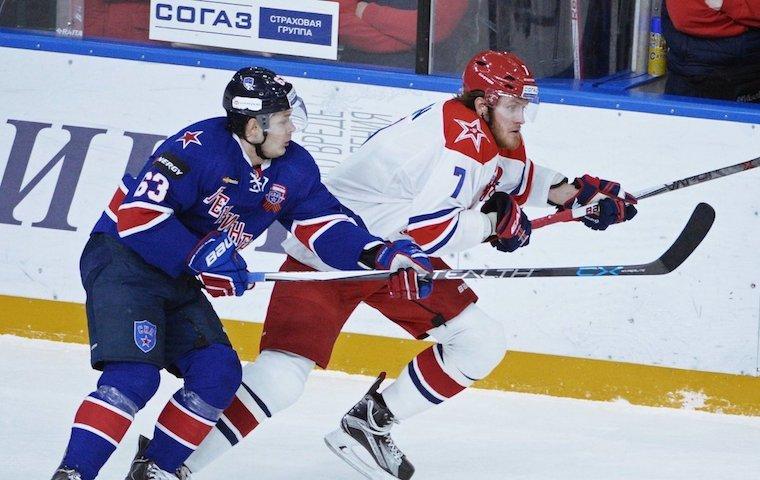 Юрий Леонов: Уверен, во второй игре СКА будет действовать по-другому