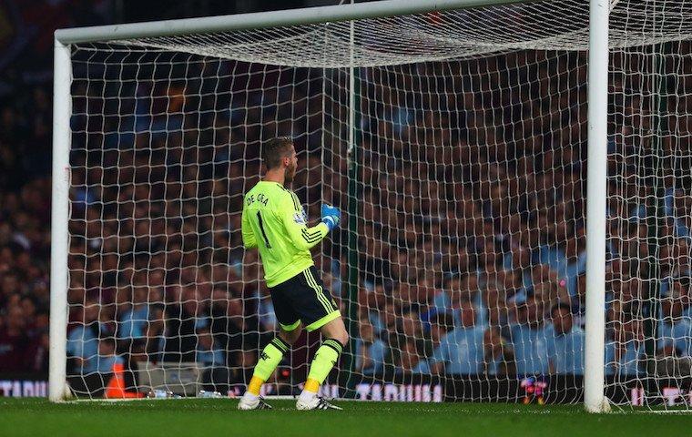 «Манчестер Юнайтед» несмог обыграть «Сток Сити»