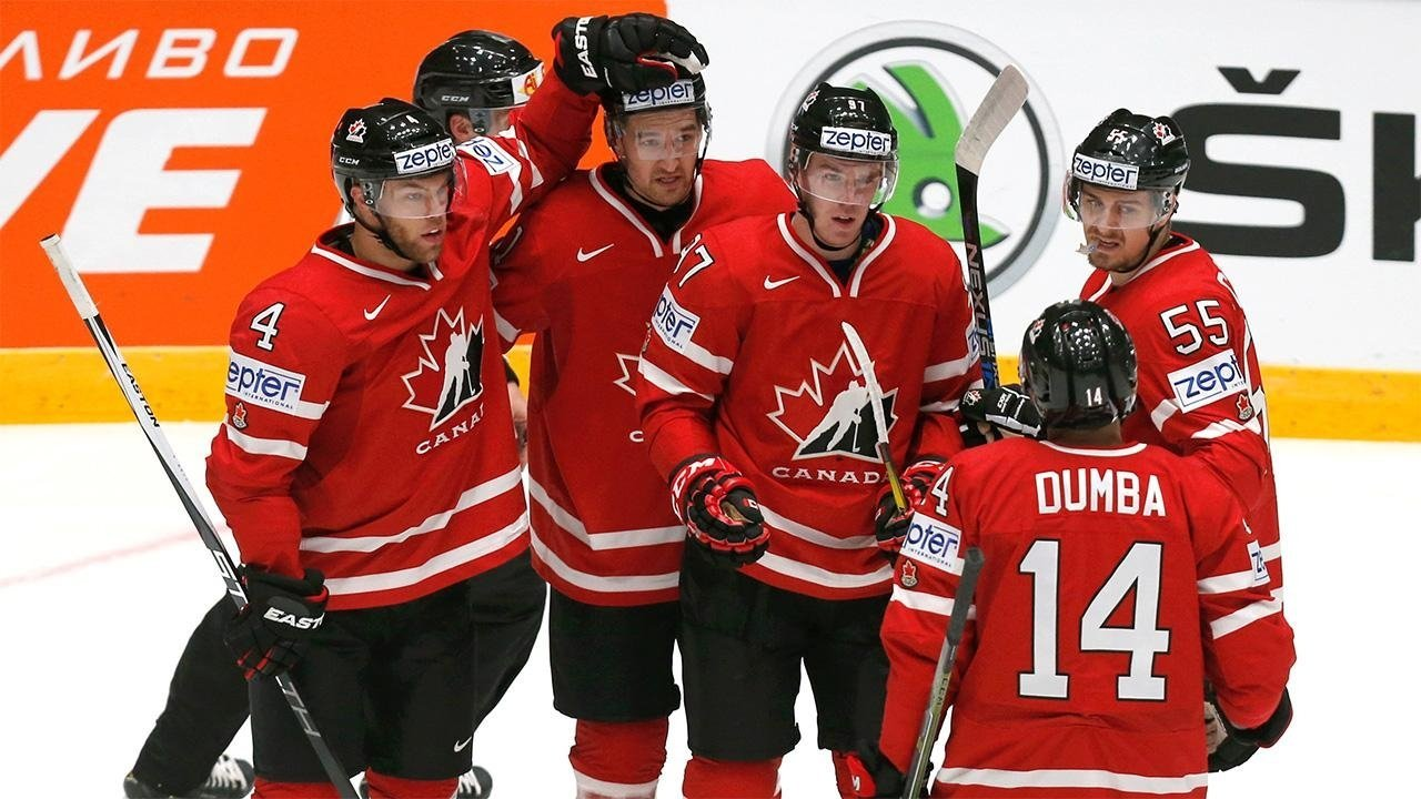 Финляндия обыграла Канаду изаняла первое место вгруппе В
