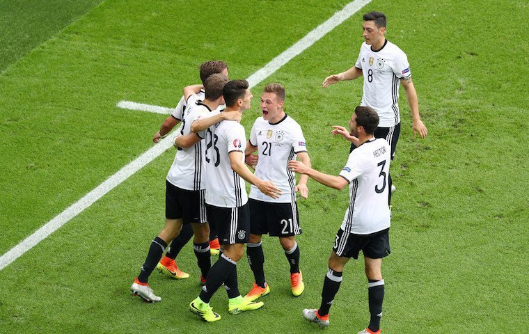 Германия— Словакия. Прогноз наматч 1/8 финала Евро