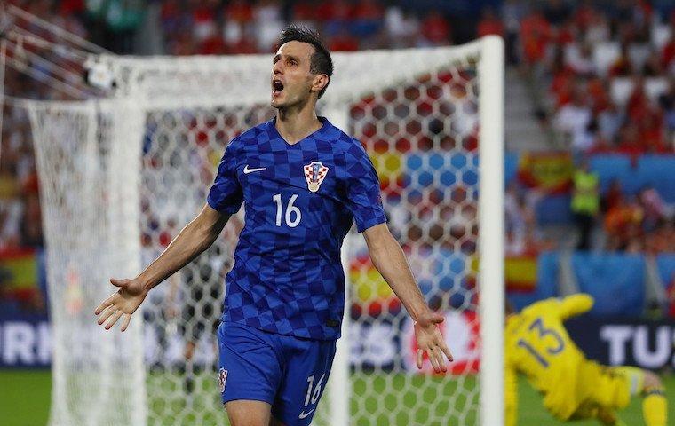 Отказавшегося выйти насмену хорватского нападающего Калинича отправят домой