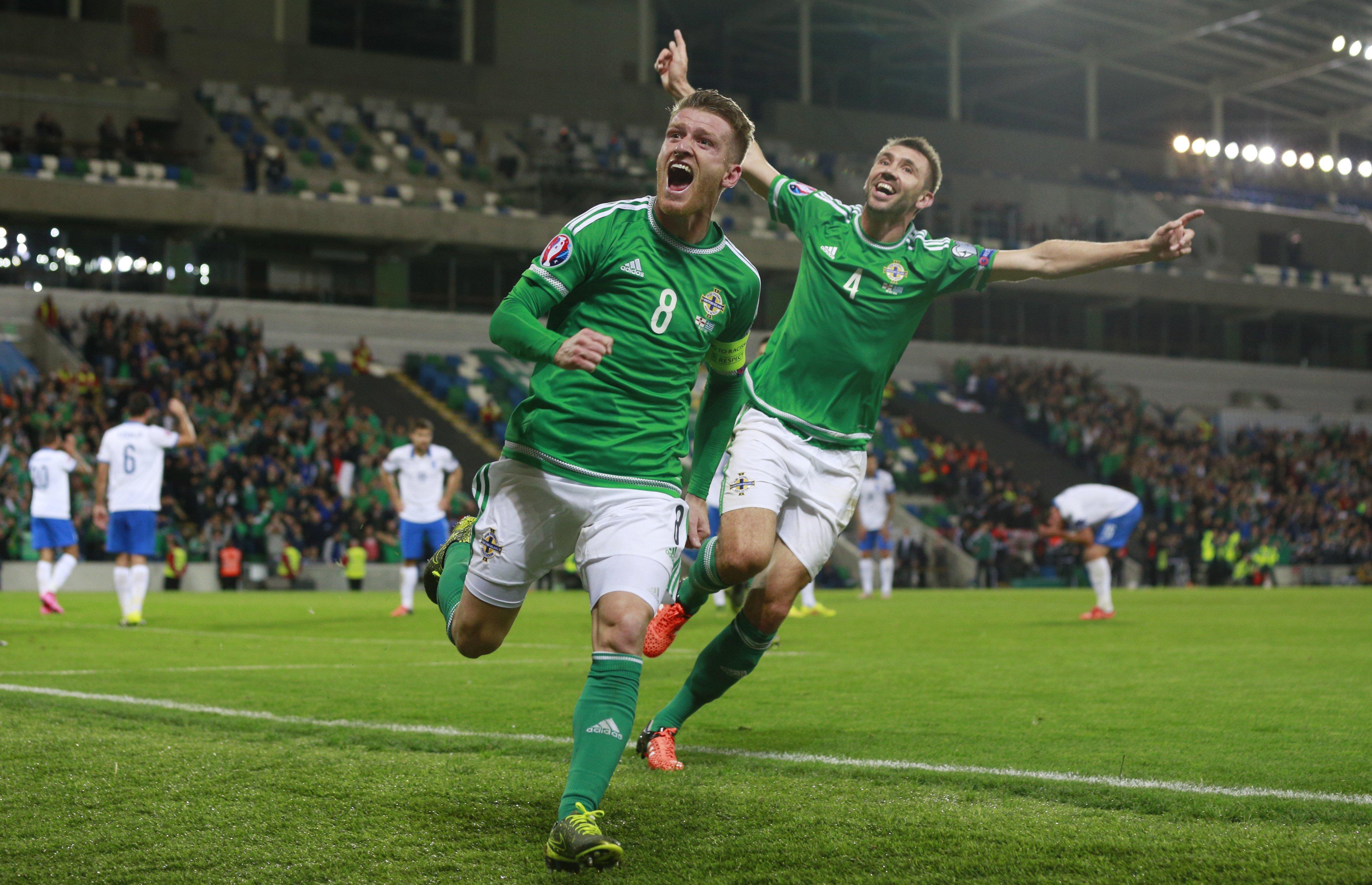 Ирландия ставки на Северная матч Словакия