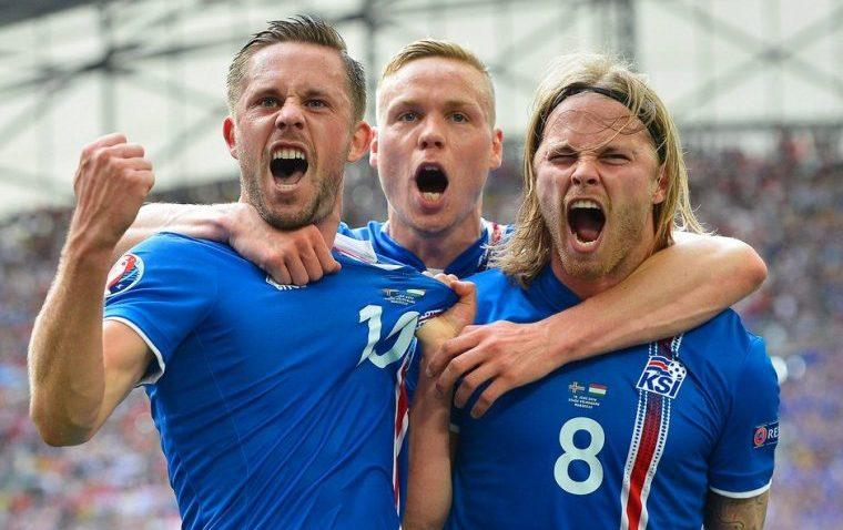 ставки на матч Дания Исландия