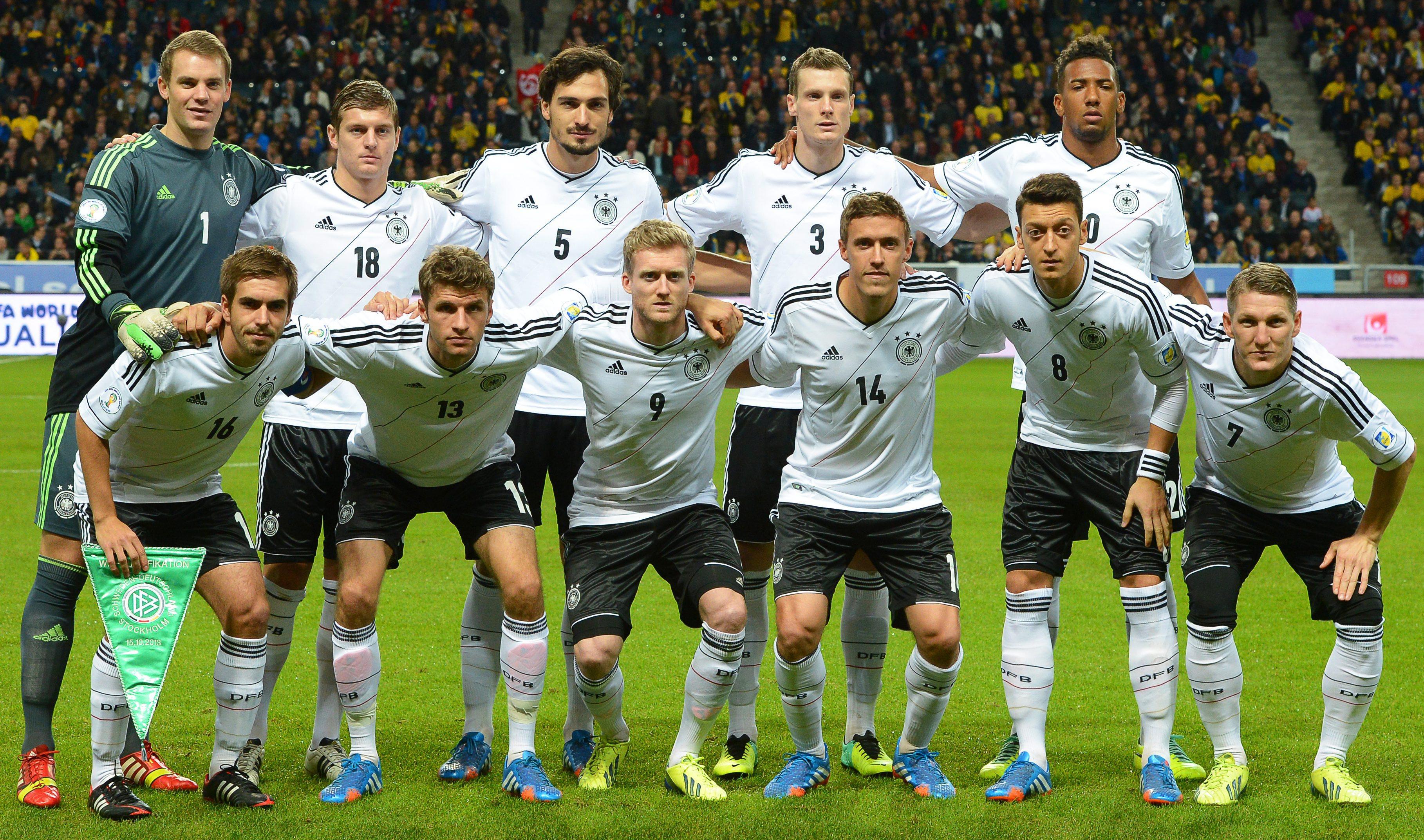 Прогноз на матч Германия - Франция
