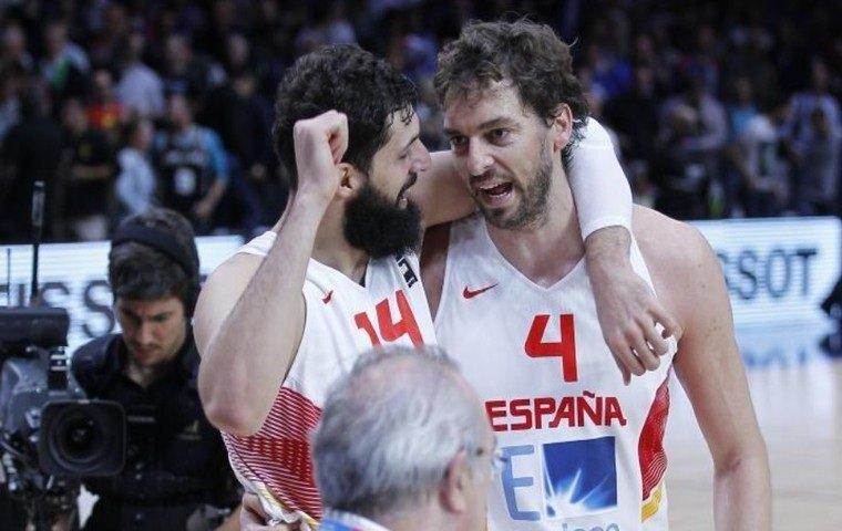 Определились все участники плей-офф мужского баскетбольного турнира вРио