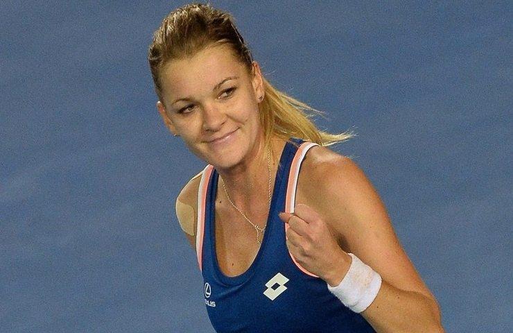 Свитолина вышла вфинал теннисного турнира вНью-Хэйвене