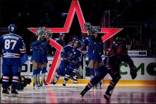 СКА победил «Салават Юлаев» благодаря хет-трику Ковальчука