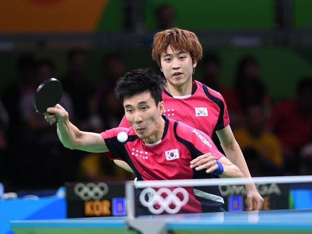 Женская сборная Китая понастольному теннису завоевала золото Олимпийских игр вРио