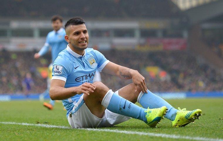«Манчестер Сити» прошляпил шанс стать единоличным лидером чемпионата Британии