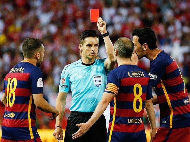 «Барселона» стала 12-кратным обладателем Суперкубка Испании