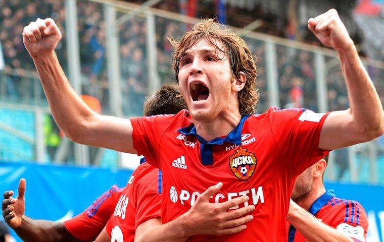 ЦСКА одержал победу у«Оренбурга» вматче РФПЛ