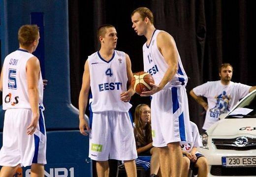 Сборная Украины побаскетболу обыграла Израиль вконтрольном поединке