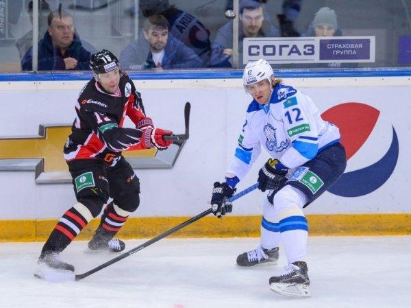 Омский «Авангард» одержал 3-ю победу подряд втрехматчевой домашней серии