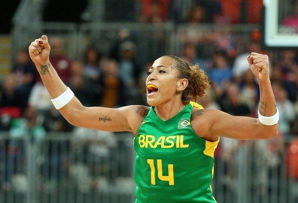 Рио-2016. Баскетбол. Беларусь— Бразилия— драматическая победа 65:63