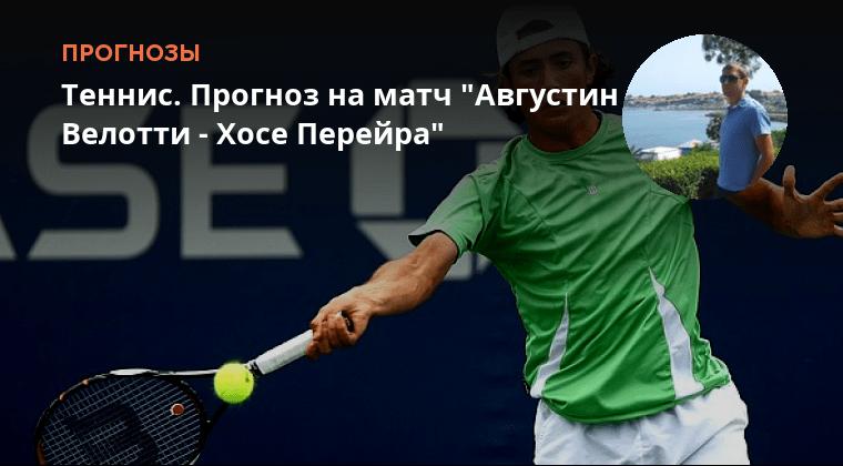 прогнозы теннисные матчи