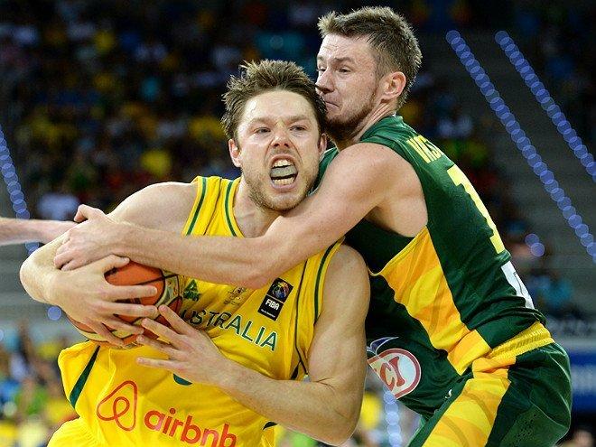 Рио-2016. спонтанное поражение сборной Литвы побаскетболу в1