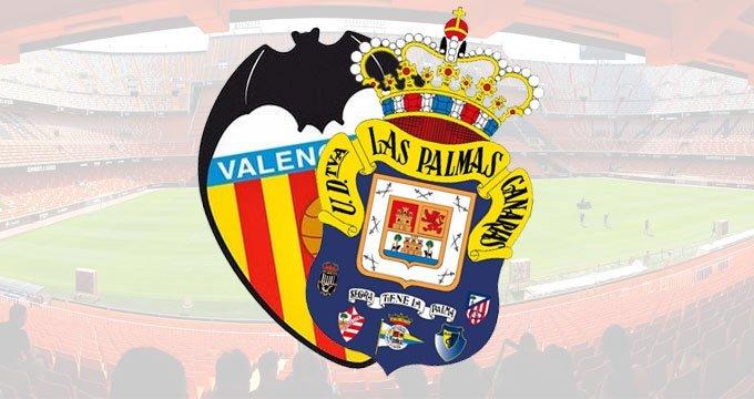 «Лас-Пальмас» победил навыезде «Валенсию»