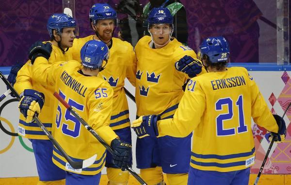 состав сборной швеции по хоккею на чм 2015 для студентов