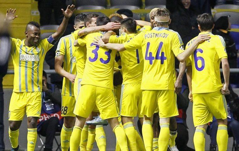 «Астана» необыграла 2-ой состав «Янг Бойз» вЛиге Европы