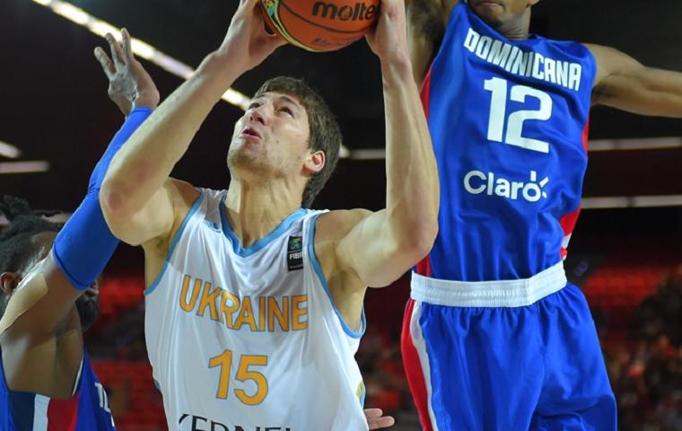 Сборная Украины добыла главную победу вотборе наЕвробаскете