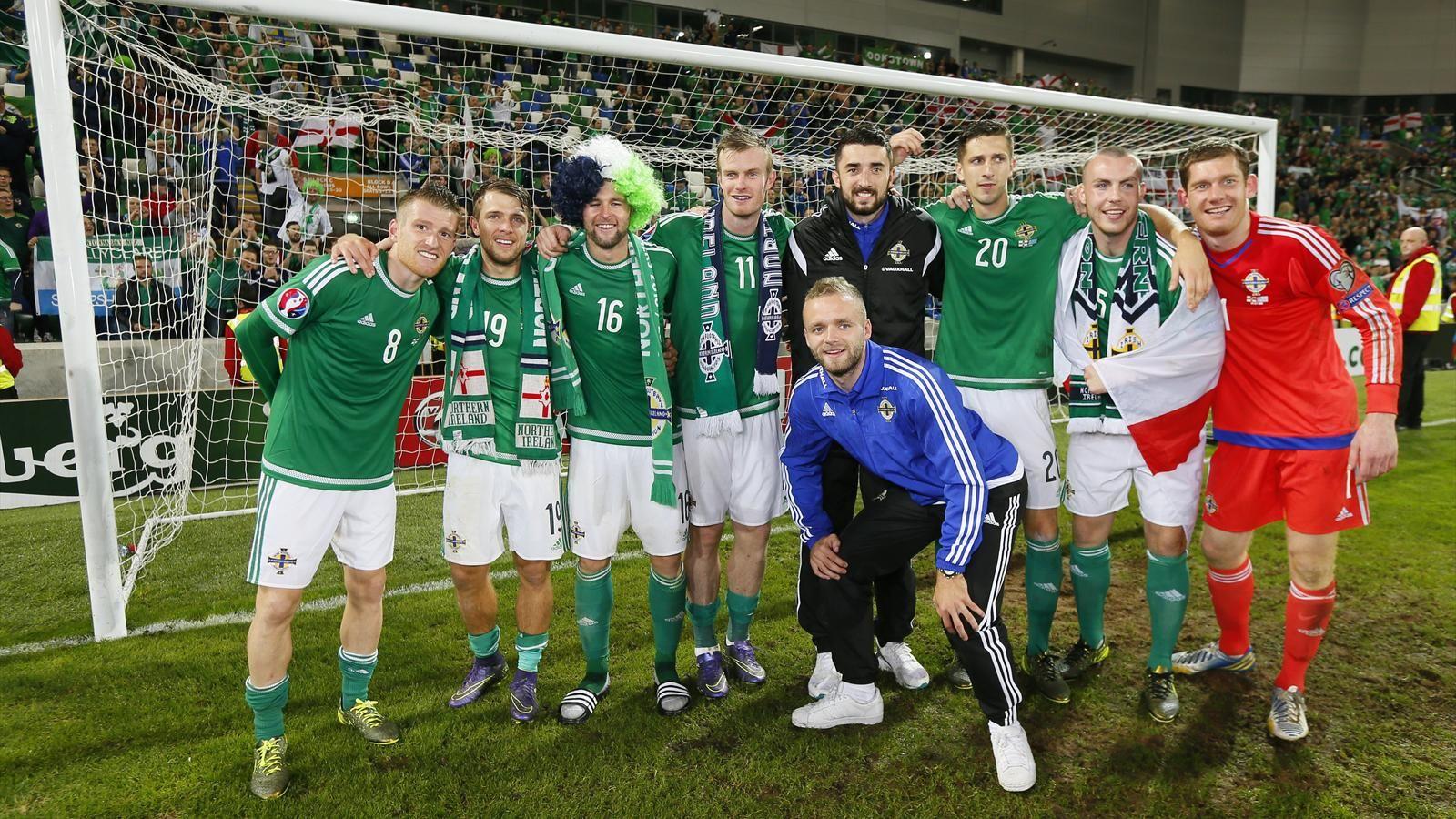 лисица, состав сборной северной ирландии фото множество различных