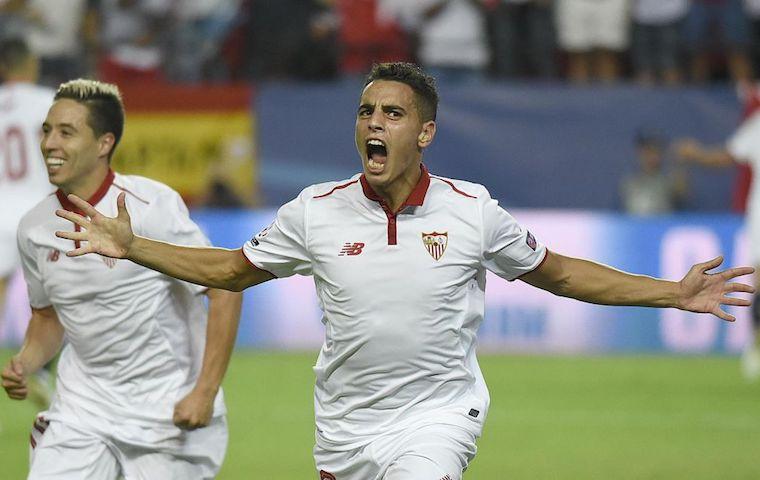 «Севилья» обыграла «Алавес» иобогнала «Барселону»