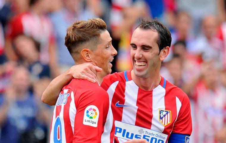 Испания, 10-й тур. Атлетико— Малага 4:2. Мадридцы нагоняют «Севилью»
