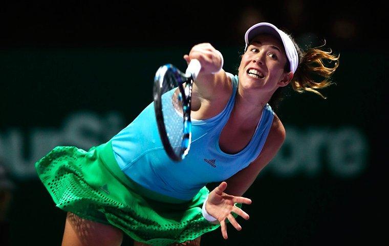 Кузнецова проиграла вполуфинале Итогового турнира года
