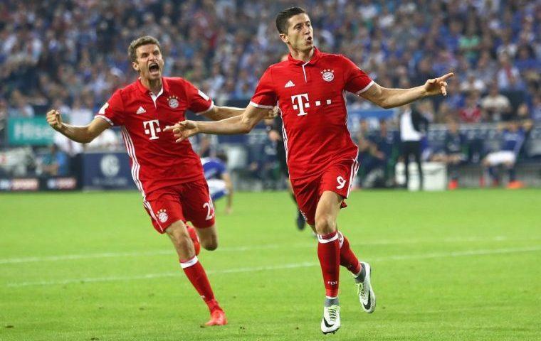 «Бавария» потеряла первые очки вчемпионате Германии