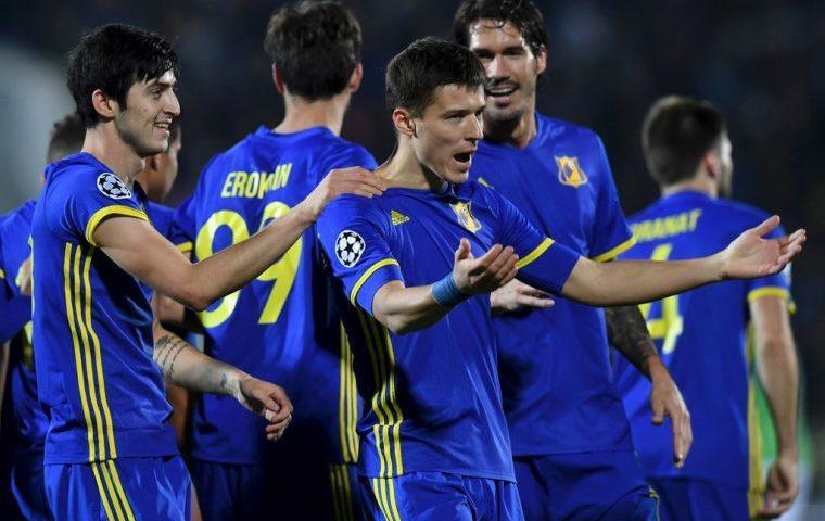 «Атлетико» играл еще скорее, чем «Бавария»— Иван Данильянц
