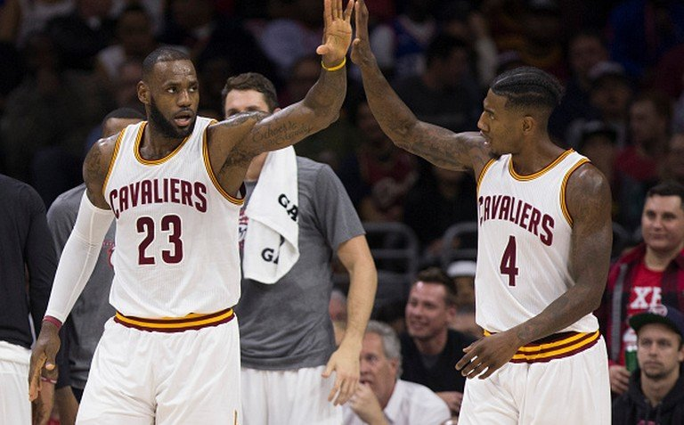 Чемпион НБА «Кливленд» потерпел первое поражение в постоянном чемпионате