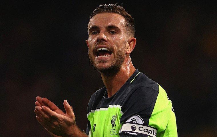 Хендерсон из-за травмы не несомненно поможет «Ливерпулю» вматче с«Суонси»
