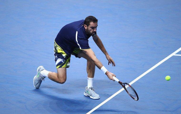 Вавринка обыграл Чилича наИтоговом турнире АТР