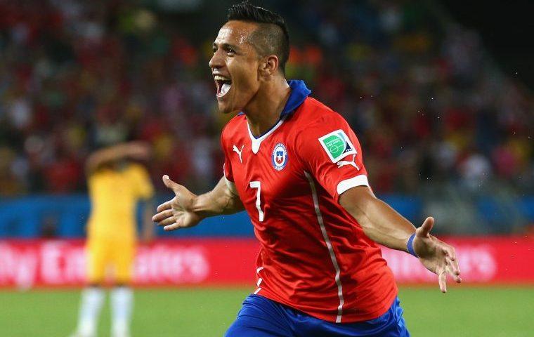 Сборные Чили иКолумбии сыграли вничью вматче отборочного турнираЧМ
