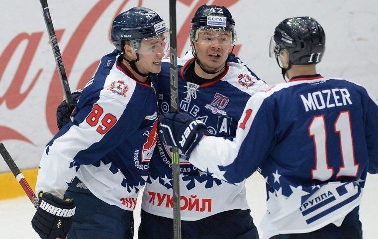 Букмекеры оценили шансы «Торпедо» прервать победную серию «Салавата Юлаев» вКХЛ