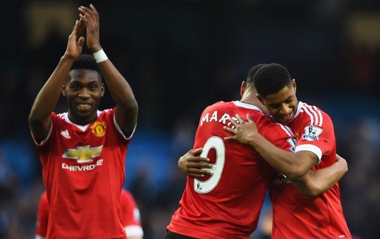 Манчестер Юнайтед— Арсенал. Жиру вырвал ничью напоследних минутах матча