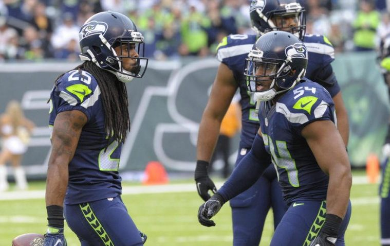 Seahawks green bay game online